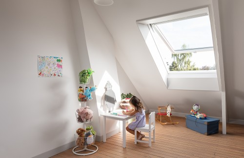 Interior shoot for Velux