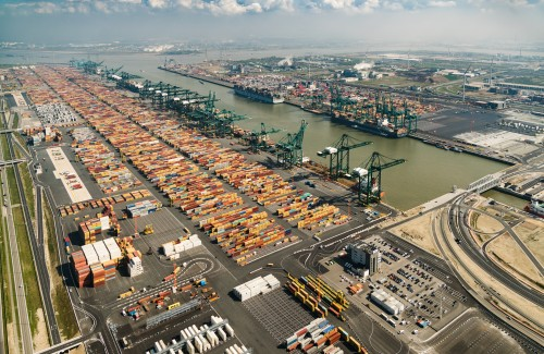 MPET container terminal