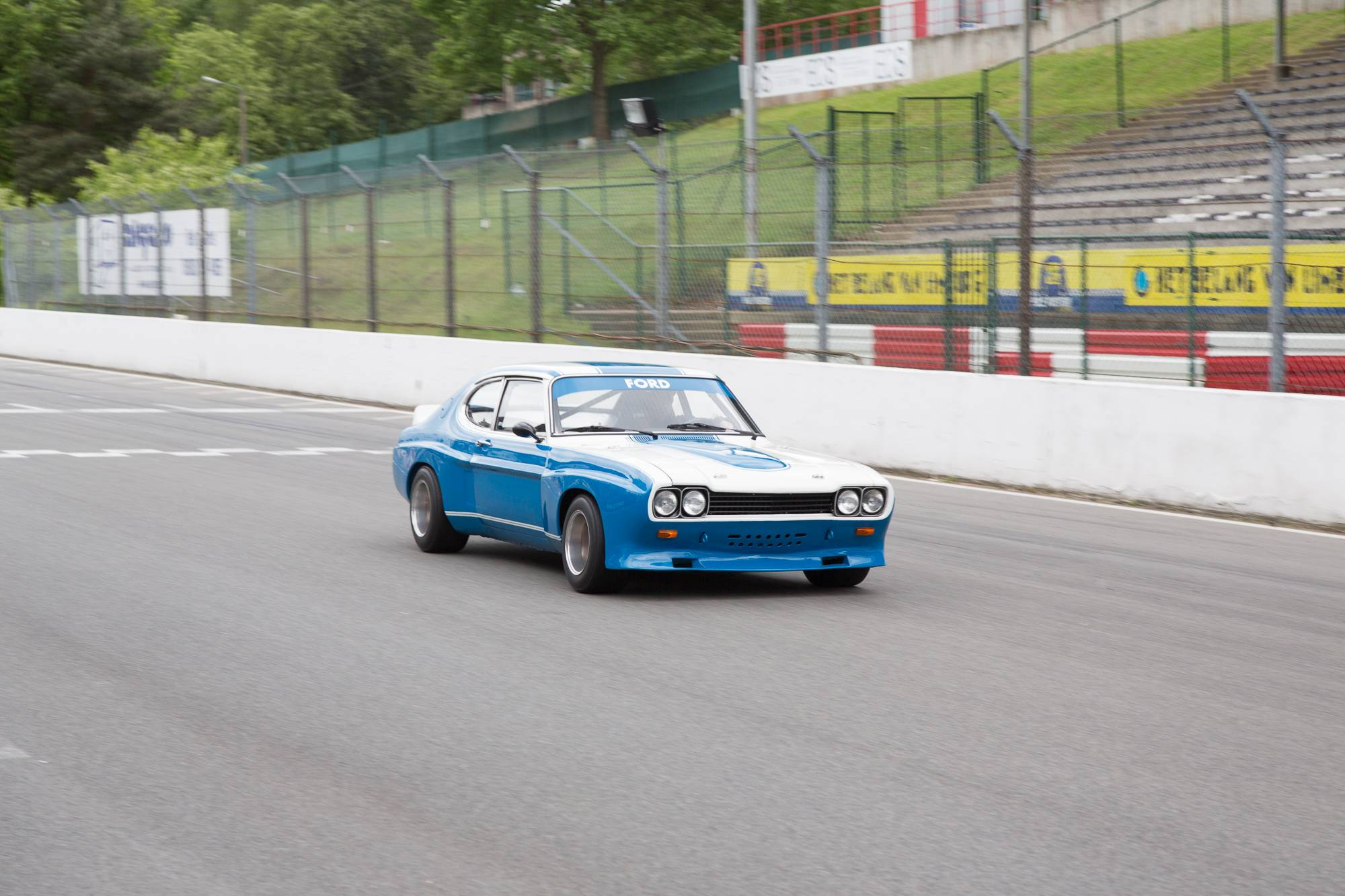 Ford Circuit Zolder