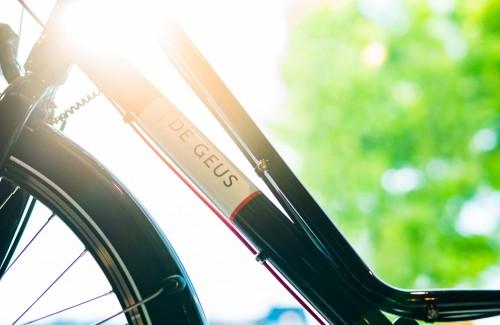 Bicycle store 'De Geus'